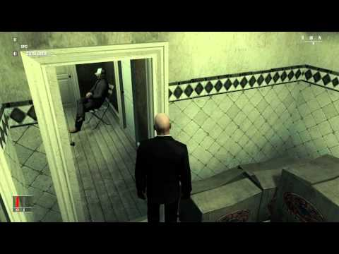 Hitman: Blood Money - Mission 9 - Till Death Do Us Part - Pro/SA/SO - Fiberwire