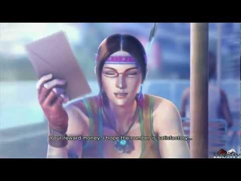 Street Fighter X Tekken : Julia & Bob Rival Battle Scene + Ending Cinematic [HD]