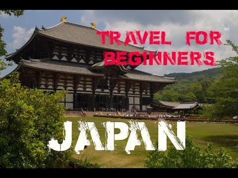 JAPAN Travel for Beginners