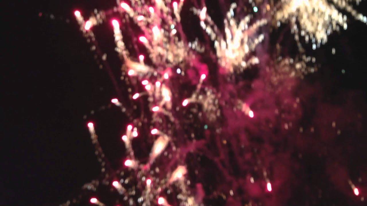 Full Moon Fireworks New Years Eve 2014 Full Moon