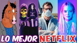 11 MEJORES series de NETFLIX (2019 ➡️ 2018) 📺
