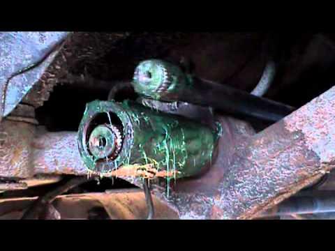 Замена ремней грм рено логан