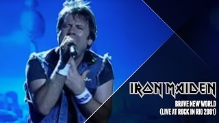 Video Brave new world Iron Maiden