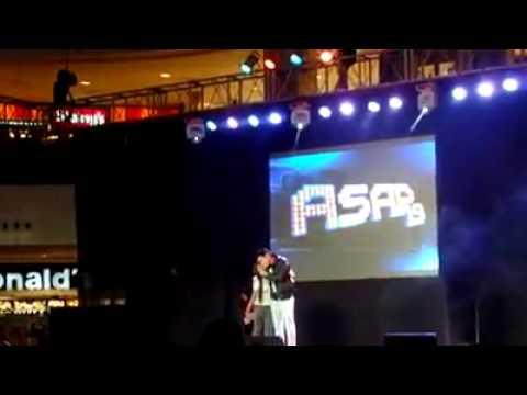 Xian Lim Live @ Abreeza Mall Davao for ASAP19