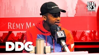 DDG talks Transition From YouTube to Music, Nonexistent Beef, New Project & More!