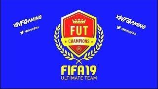 FUT CHAMPIONS WEEKEND LEAGUE #29 p1 (FIFA 19) (LIVE STREAM)