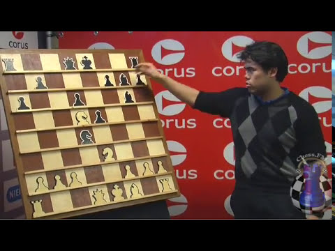 PREVIEW: Corus Post-Mortem: Nakamura - Shirov