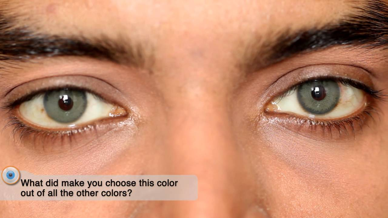 How To Change Your Eye Color To Green Naturally