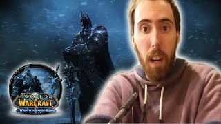 Asmongold's Wrath Of The Lich King Experience