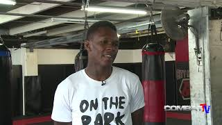 Israel Adesanya rates Kelvin Gastelum on the Izzy threat metre