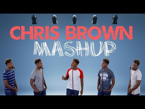 Chris Brown Mashup Sing Off