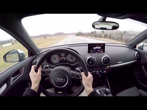 2015 Audi S3 - WR TV POV Test Drive