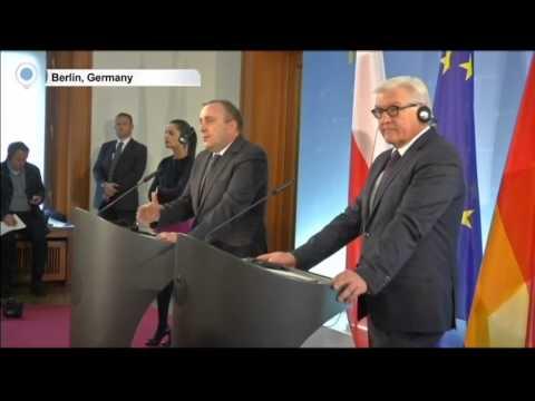 Russian Crimea Documentary: Putin claims of Polish training for Ukrainian nationalists