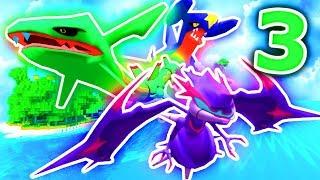 "Minecraft Pixelmon Island - ""DRAGON ISLAND!"" - Episode 3"