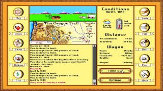 The Oregon Trail Deluxe in HD!