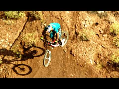 Amazing 1000fps MTB step down 360 - Red Bull Moments - Darren Berrecloth