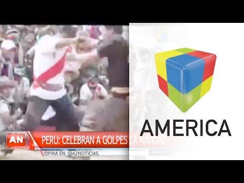 La tradición de una ciudad peruana donde se celebra Navidad a los golpes y patadas
