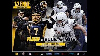 Elite - Playoffs Flash vs Blue Stars