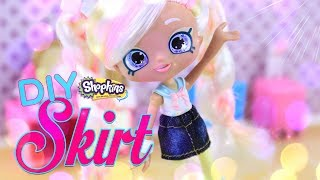 DIY - How to Make: Shopkins Skirt | Sewing Craft PLUS Project Runway Surprise
