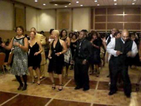 L-jet, Instructors Ball - the Wobble Line Dance video