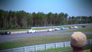 Ford Racing Mustang Challenge, Start: Race  1 & 2 at NJMP