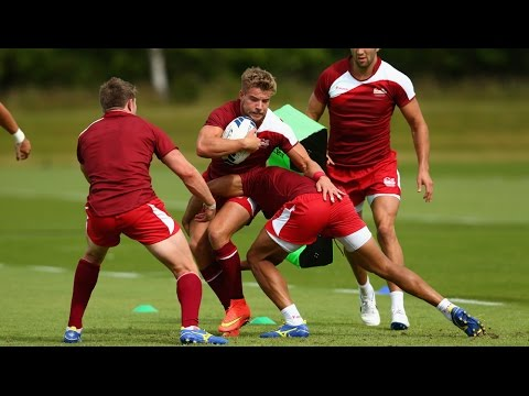 England Sevens at the Commonwealth Games: part two