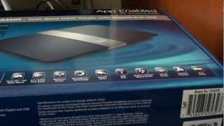 Un vistazo al ruteador Linksys EA4500 - CISCO