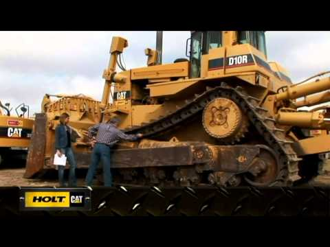 HOLT CAT Waco (254) 662-4911 - Cat Machine Rebuild and Equipment Rebuilds
