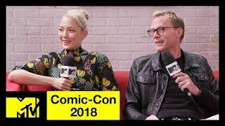 'Avengers: Infinity War' Cast on the Deaths & Avengers 4 | Comic-Con 2018 | MTV