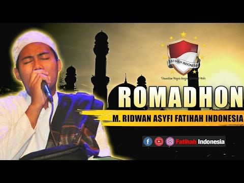 Romadhon - M. Ridwan Asyfi Fatihah Indonesia