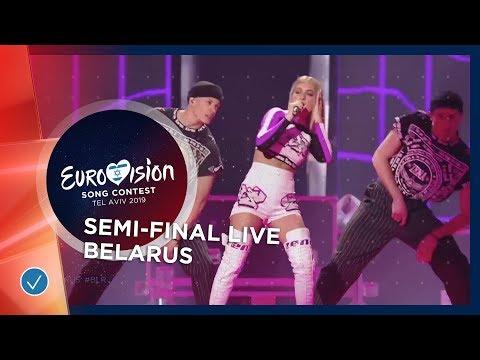 Belarus - LIVE - ZENA - Like It - First Semi Final - Eurovision 2019