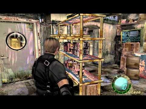 Resident Evil 4 parte 30