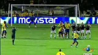 Golazo Colombia vs. Venezuela Elminatorias - Nov 17 2007