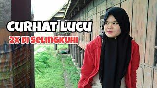(7.36 MB) LUCU / Curhat Cewek bahasa bugis 😁😂😃 Mp3