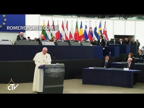 """Pope Francis will receive the Charlemagne Prize tomorrow for being Europe's """"voice of conscience"""""""