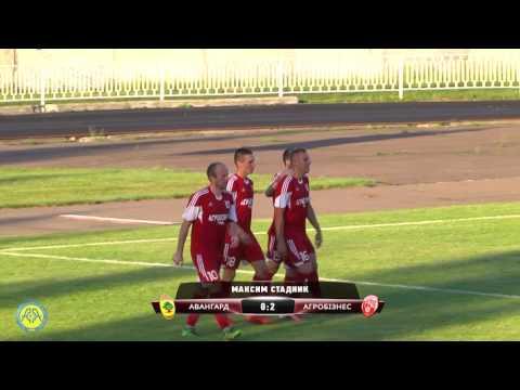 Highlights | Авангард 1 : 2 Агробізнес-TSK | Чемпіонат України серед аматорських команд | 1 тур