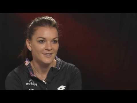 Agnieszka Radwanska | 2016 Aegon International Pre-Tournament Interview
