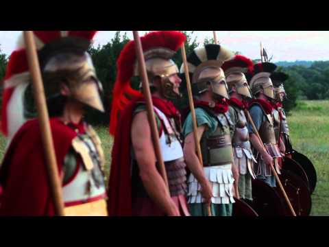 Blood of a King Thermopylae 480 BC part 1