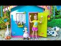 Детский игровой домик своими руками Colorful Playhouse For Kids mp3