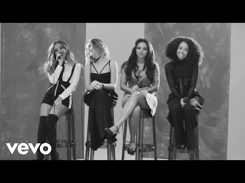 Little Mix - Black Magic (Acoustic Video for Hunger TV)