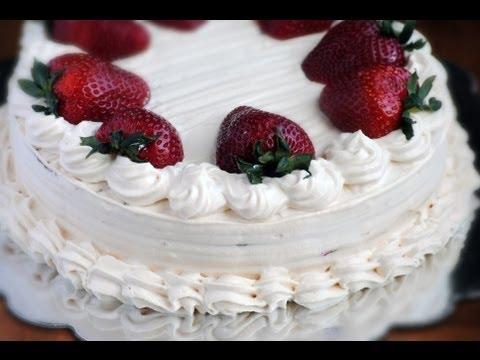 Receta Para Pastel de Tres Leches - Cómo Hacer Una Torta de Tres Leches (Genovesa) - Sweet y Salado
