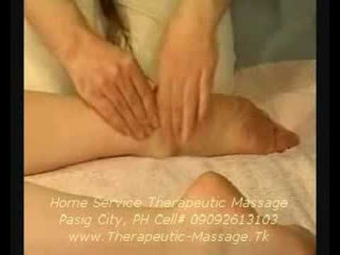 Male Massage Therapist in Pasig City Phils.
