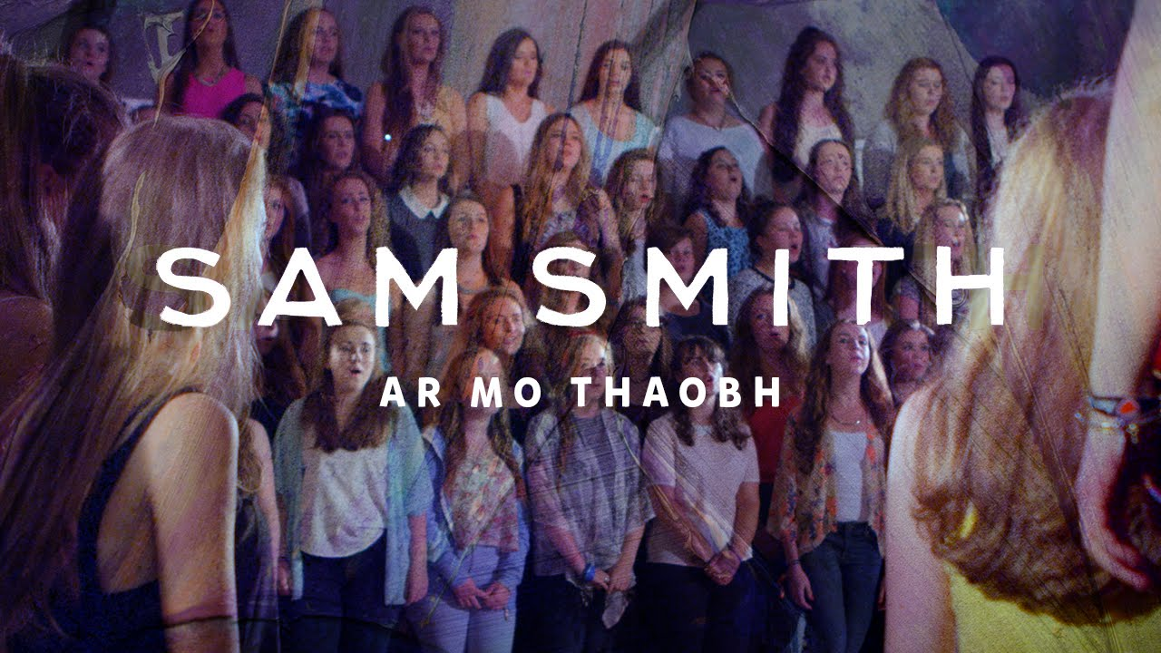 Ar Mo Thaobh Quot Stay With Me Quot Le Sam Smith As Gaeilge Youtube