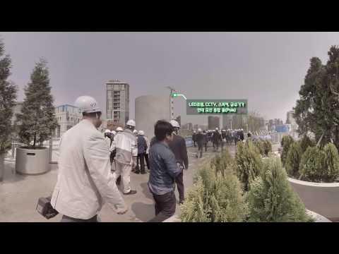 [VR Chosun] 미리 가 본 서울역 고가길 '서울로 7017'