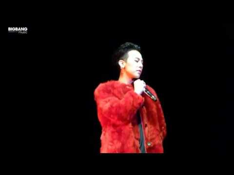 BIGBANG10 The Concert 0.to.10 The Final in Hong Kong Day 1 2017-01-21 G-Dragon Last Dance