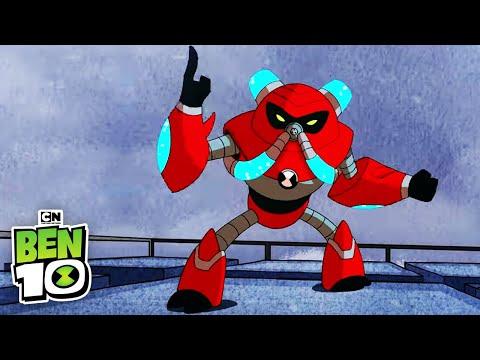 Ben 10 | Ben fights the Fogg | Cartoon Network