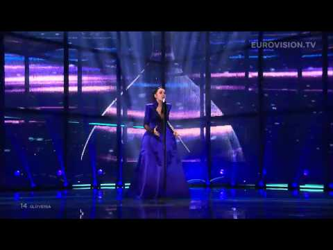 Tinkara Kovač - Round And Round (slovenia) 2014 Live Eurovision Second Semi-final video