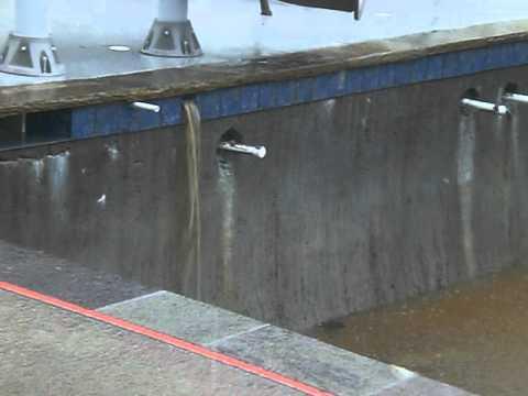 pool drain overflow jha 04 08 2012 youtube