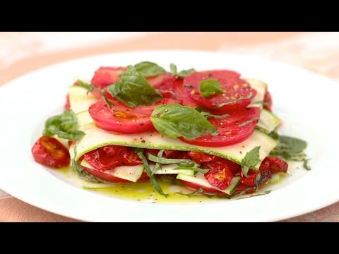 Zucchini Lasagna With Fresh Vegetables | Everyday Health