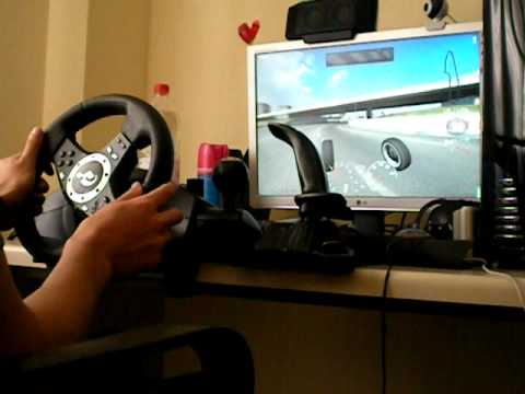 logitech driving force pro attack 3